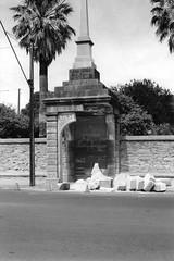 McKinlay Monument, Murray Street, Gawler, date unknown.