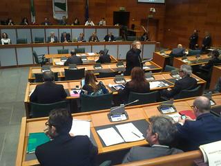 Assemblea Legislativa riunita per la Sessione Comunitaria