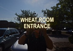 The Entrance to the Wheat Room