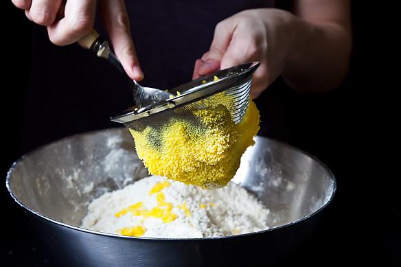 eggs mimosa