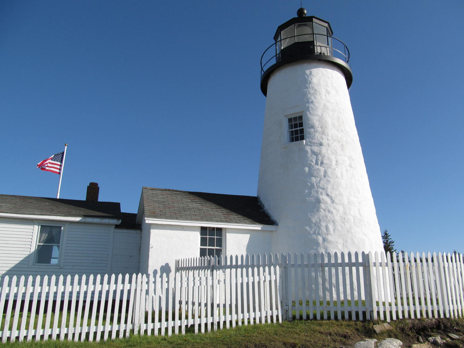 Pemaquid Point Lighthouse - Maine, by Dougtone on Flickr