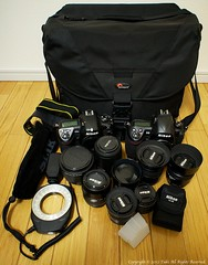Lowepro Stealth Reporter D650AW #1