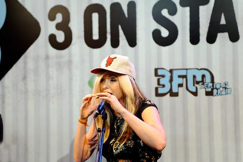 Pinkpop 2012 mashup foto - <3 !!!1!11!!!!