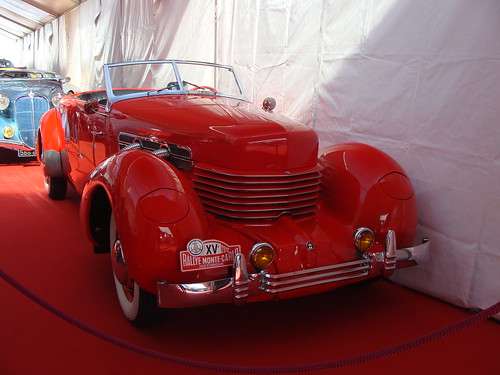 Cord 812 SC Phaeton 1937