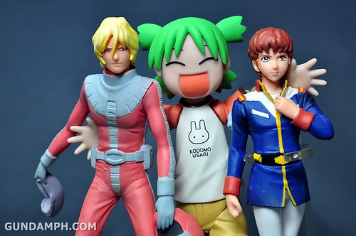 Revoltech Yotsuba DX Summer Vacation Set Unboxing Review Pictures GundamPH (63)