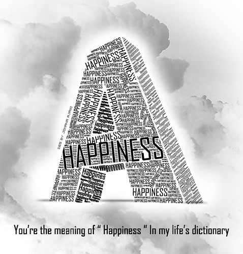 "The meaning of ""HAPPINESS"" by جمانه أجاوي 