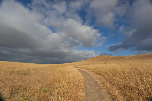 california field landscape wideangle trail orangecounty cloudscape 2012 quailhilltrail