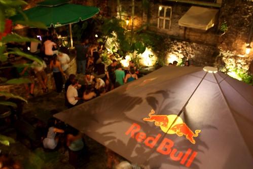 Relic Bar at Luna's Castle, Panama City