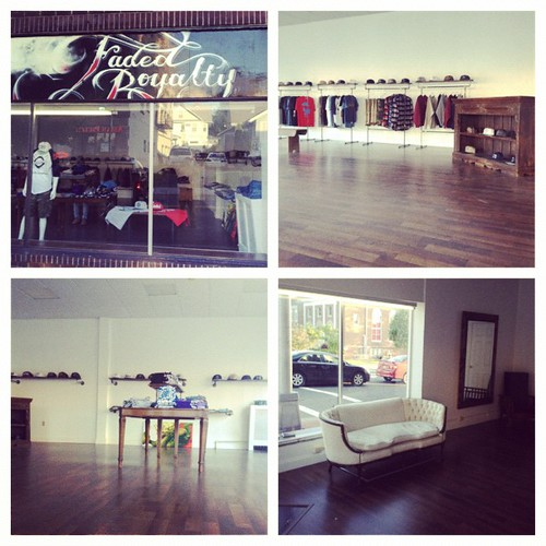Faded Royalty 2nd Store is now open! 116 South Washington St. Bergenfield, NJ 07621 by VLNSNYC