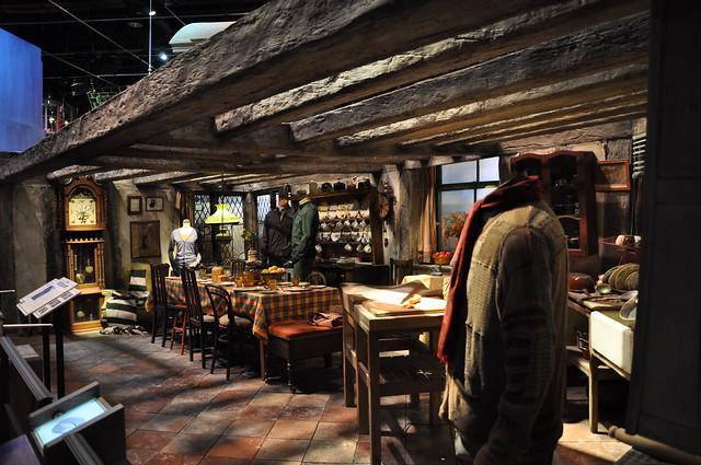 Weasley's living room