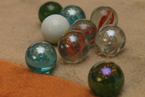 Pretty Marbles
