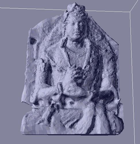 Gandharan Maitreya