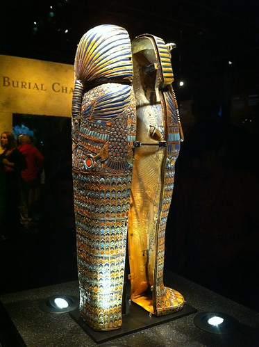 Canopic Container - King Tut Exhibit