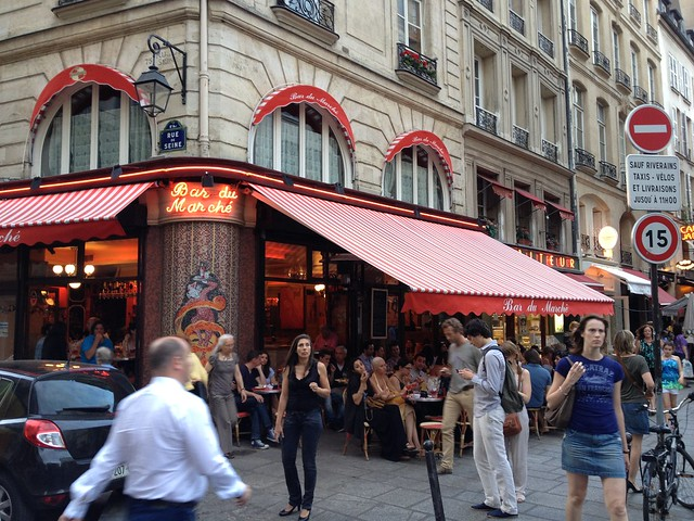 Bar du Marche - Paris