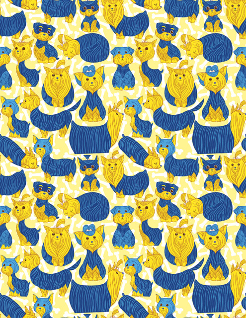 Yorkie pattern