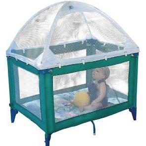 Tots in Mind Crib Tent