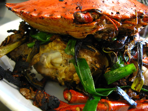Stir Fry Crabs with Ginger and Scallions 姜葱蟹 | Chinese Recipes ...