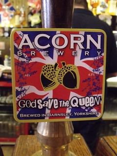 Acorn, God Save The Queen, England