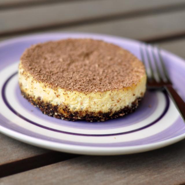 Liberte Greek yogurt cheesecake