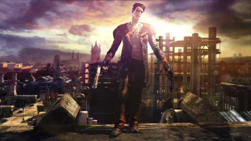 DmC: Devil May Cry Demo Lands On Xbox Live, PSN Will Get It Tomorrow