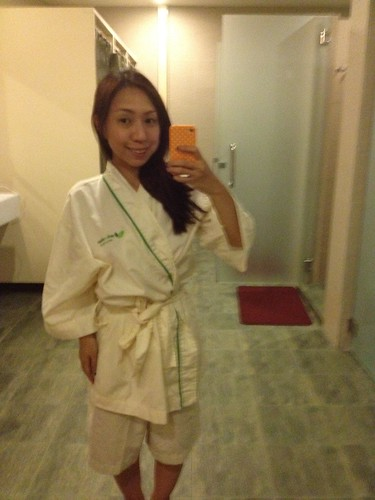 Singapore lifestyle blog, Anti-Oxidant Centre, Ganbanyoku spa, Japanese treatments, Singapore Fitness Blog, Singapore Health Blog