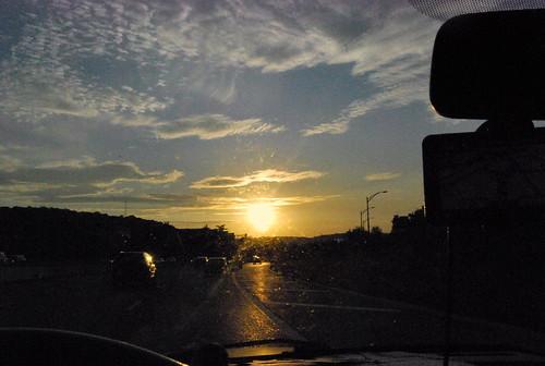 WPIR - saturday sunset