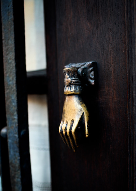 Door Knocker, O Paparico, Porto