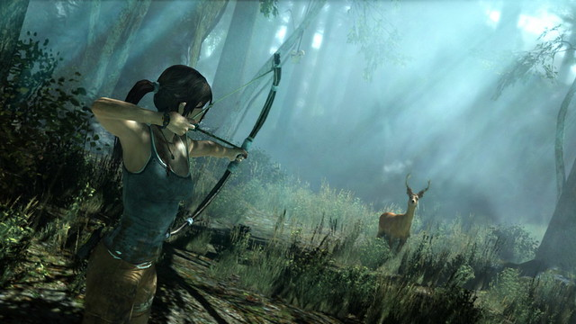 E3 2012: Tomb Raider Preview