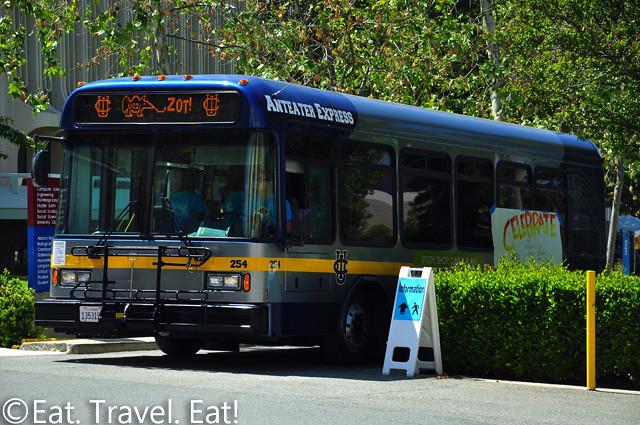 UC Irvine- Irvine, CA: Anteater Express