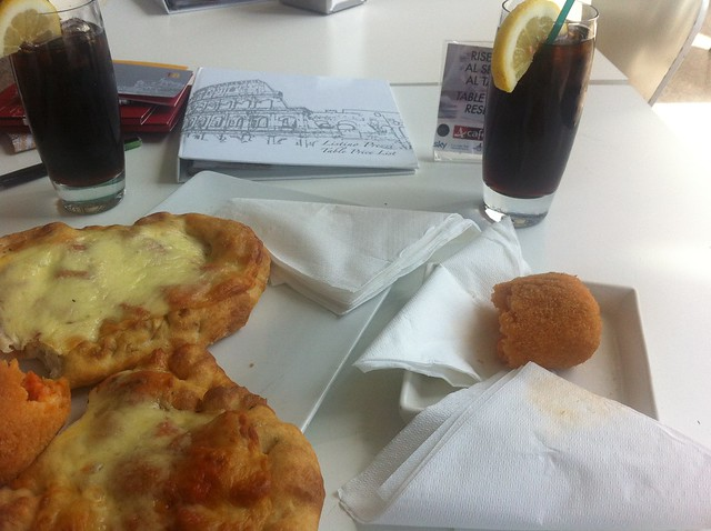 Lunch at Termini