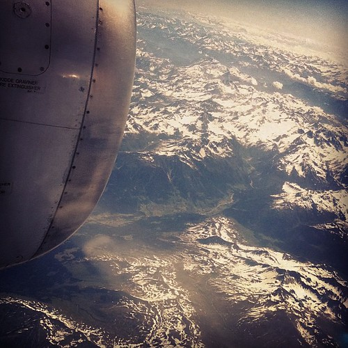 The Alps. Amazing.