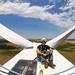 Me, on a Wind Turbine by J-a-x