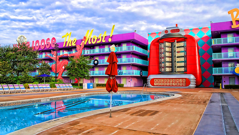 Pop Goes the Pool (WDW)
