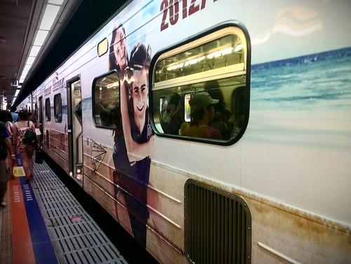 Train。彩繪列車