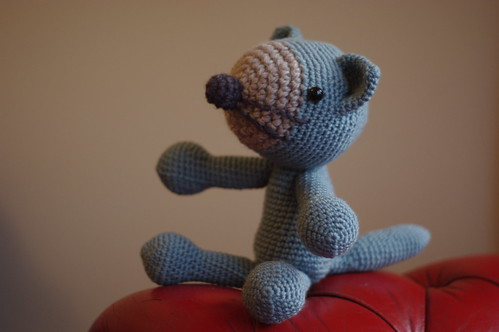 amigurumi #64 side