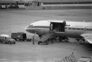 Iberia SE-210 Caravelle 11R EC-BRX (1969-11 Paris Le Bourget Cn 261)