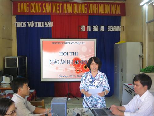 Hội thi Giáo án Elearning năm học 2012-2013