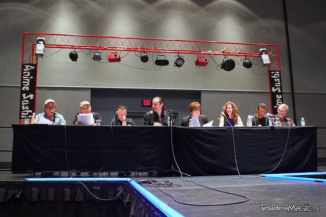 Voice actors read Ghostbusters script at MegaCon 2014
