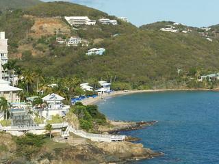 Image de Limetree Beach près de Charlotte Amalie.