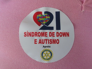 Walk for inclusion of children with down syndrome and autism!