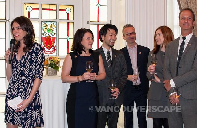 CAPS-BC board: Michelle Bouffard, Lesley Brown, Roger Maniwa, Sebastien Le Goff, Barbara Philip, Mark Taylor