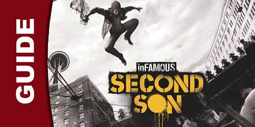 inFamous: Second Son Wiki Guide