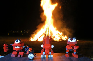 LEGO Mixels Series 1 : Infernites
