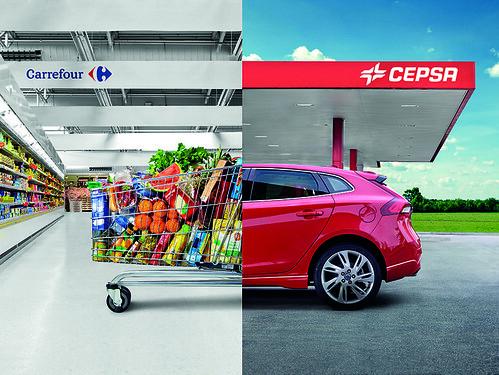 Descuento Carrefour-Cepsa Primavera 2014
