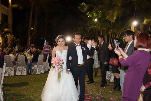 台南商務會館-戶外婚禮篇22