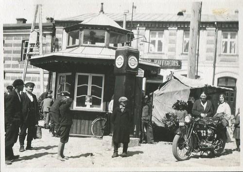 latvia motorbike 1930 limbaži lemsal