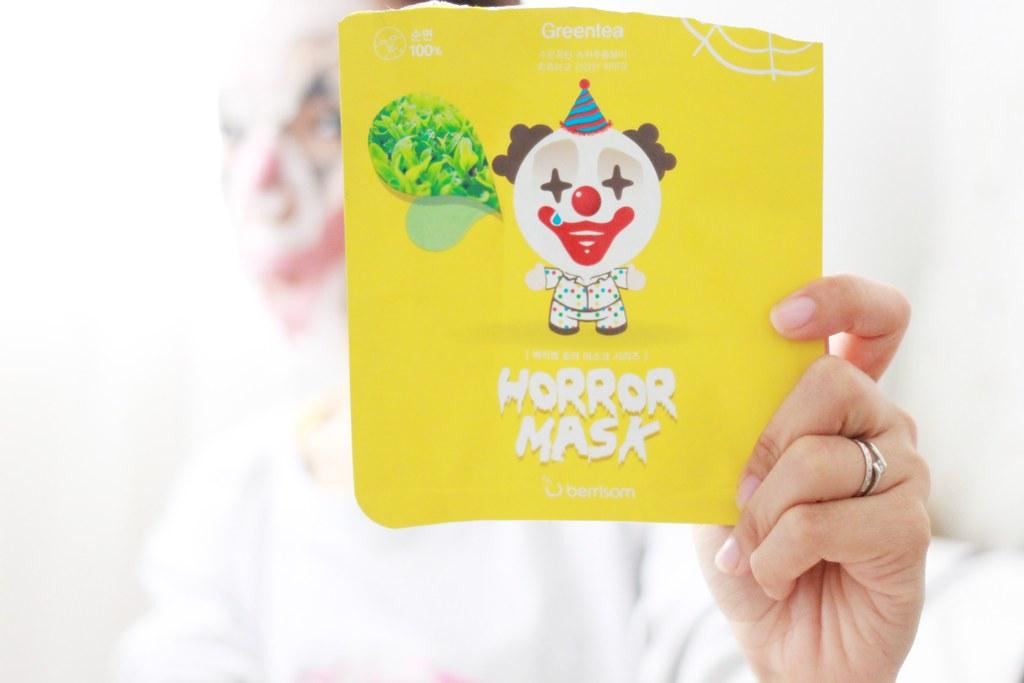 Horror mask 1