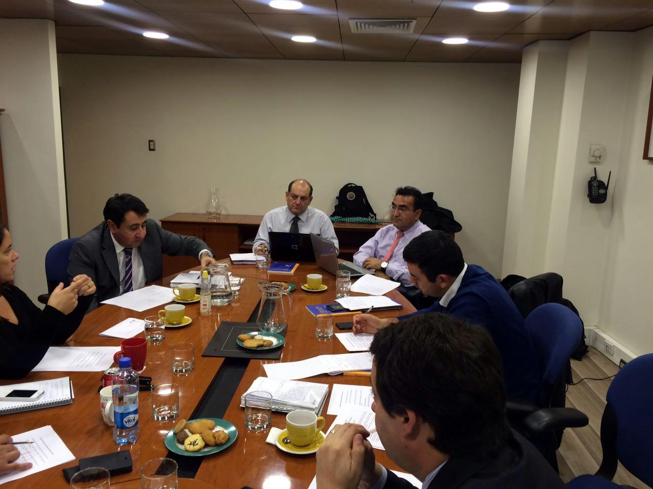 AFUDEP se reunió con autoridades de la DPP - 12 Mayo 2016