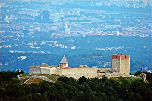 croatia zagreb sljeme medvedgrad