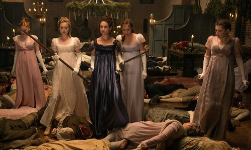 Pride and Prejudice and Zombies - screenshot 13